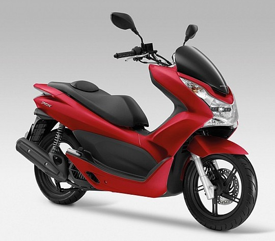 2013 honda pcx 125 new sports bikes. Black Bedroom Furniture Sets. Home Design Ideas