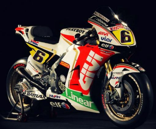 Honda CBR600F LCR Limited Edition