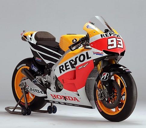 2013 Honda RC213V MotoGP