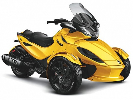 Can-Am Spyder ST Roadster