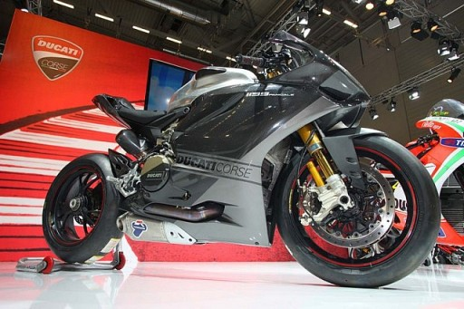 Ducati Panigale 1199 RS13