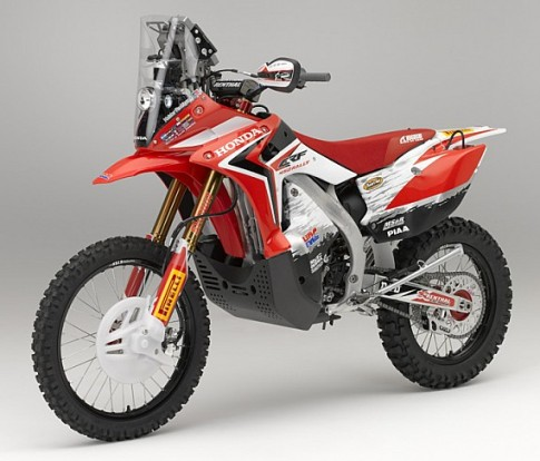Honda CRF 450 Rally Dakar