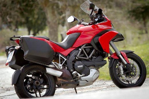 2013 Ducati Multistrada 1200 S