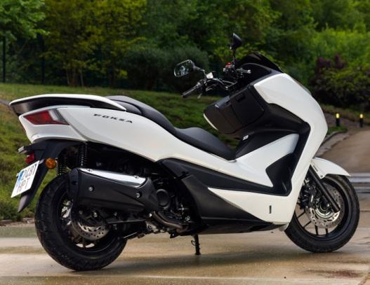 2013 Honda Forza 300 New Sports Bikes