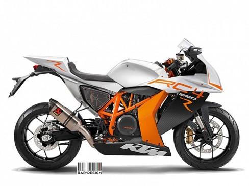 KTM RC4