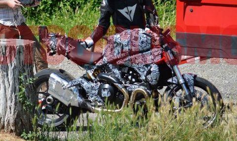 2014 Ducati Monster 1198