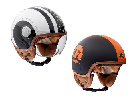 Kappa Demi-jet helmet