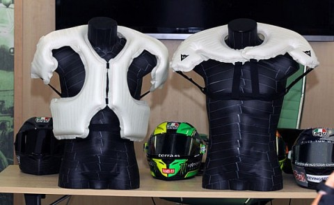 Dainese D-Air Racing Thorax