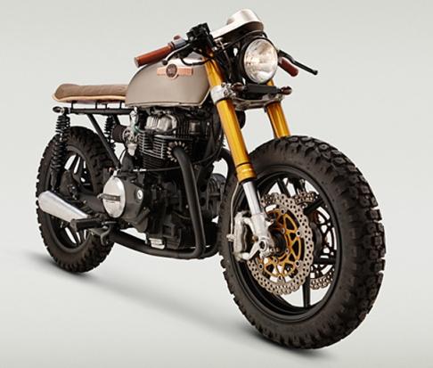 Honda CB450T Hawk