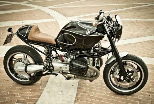 bmw r 1150garagefd: cafe racer to the italian | new sports bikes