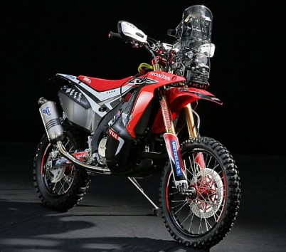2014 Honda CRF450 Rally
