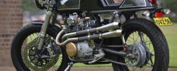 Honda CB350 Limited Edition Cafe Racer