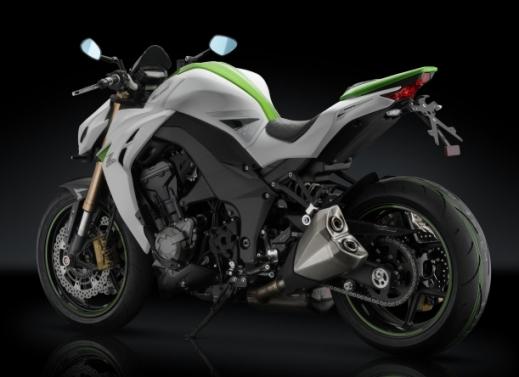 2014 Kawasaki Z1000 By Rizoma