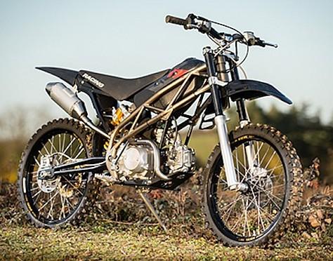 FX Mountain Moto: The lightest bike in the world | New ...