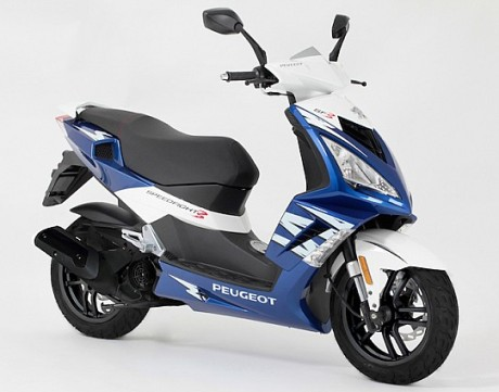 Peugeot Speedfight 125