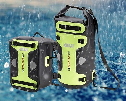 givi waterproof bags