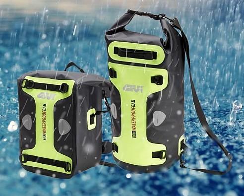 givi waterproof bags