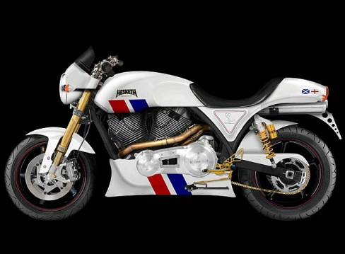 new Hesketh 24