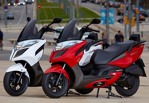 kymco includes theft policy
