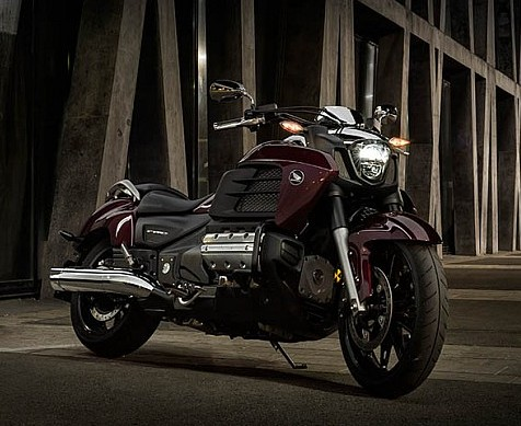 Honda GoldWing F6C