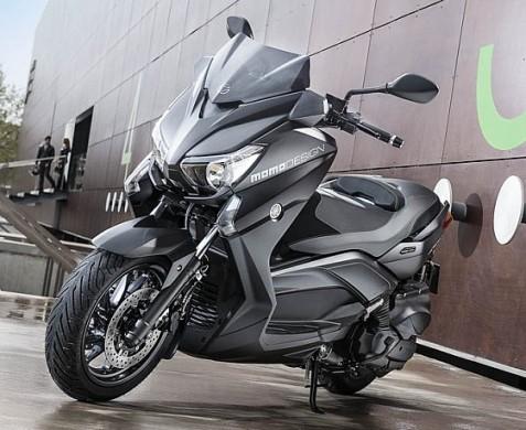 Yamaha X-MAX 400 MOMODESIGN