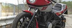 Yamaha XV950 Pure Sports