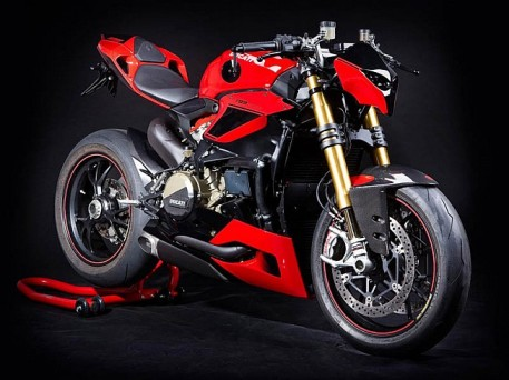 Ducati 1199 Panigale S Fighter