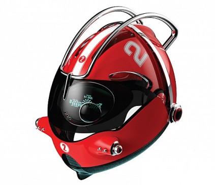 Thomas Thorne Racing Helmet