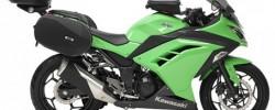 GIVI converts Kawasaki Ninja 300
