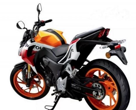 2015 Honda CB190R