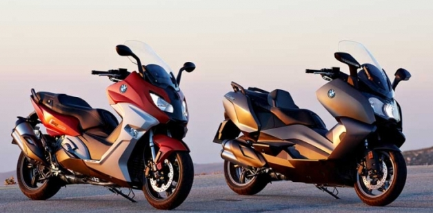 BMW C 650 GT and C 650 Sport