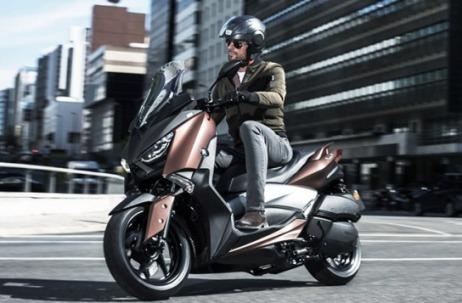 2017 Yamaha X-MAX 300