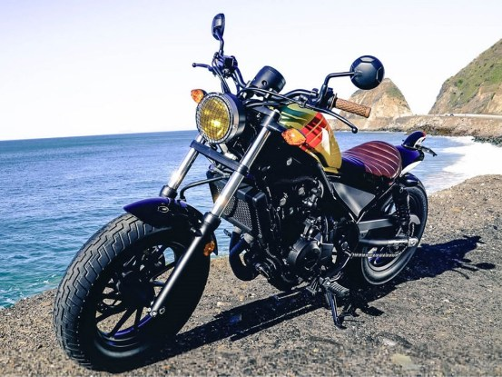 Honda Rebel Aviator Nation