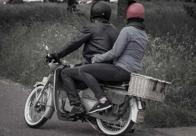 make extra money with motorcycle